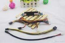 Pico Box новый X1-ATX одноцветное dc-atx DC ATX PSU 12 В 150 Вт-200 Вт Источники питания для ПК ITX Micro-ATX материнская плата HTPC