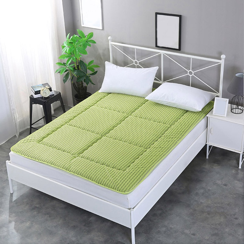 Mattress Breathable Comfort Sleeping Pad Indoor Foldable Mat Bedroom Furniture Bedroom Durable Sleeping Floor Bed Cushion цена и фото
