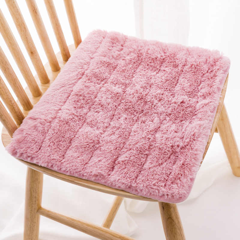 40cmX40cm Chair Seat Cushion Home Use Dining Garden Patio Home Kitchen Office Pads Cushion Cushion for Chair  Kids Room Decor