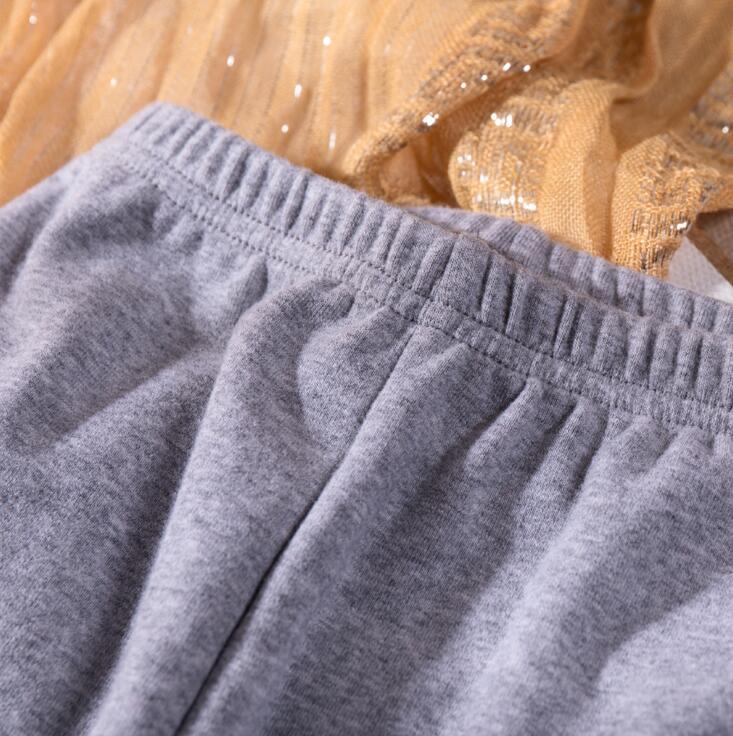 2019 Hot Sale Girls Leggings Fashion Kids Cotton Girls Basic Leggings 1-6t 3