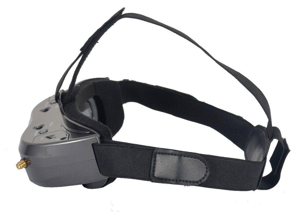 Новые популярные очки Aomway Commander V2 3D 5,8G 64Ch 1080P 800*600 SVGA FPV видео гарнитура Поддержка HDMI DVR FOV 45 для радиоуправляемой модели - 4