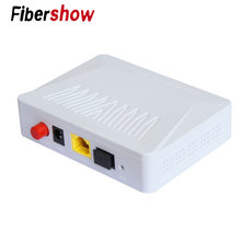EPON ONU FTTO 1GE 1port FTTH ONU ONT Single LAN Port OLT 1.25G ZTE Chipset FTTB Fiber to home(China)