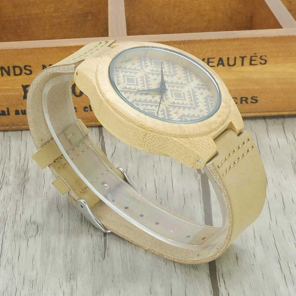 2017 réel nouveauté Zazac en bois Quartz montres décontracté mode en cuir bois montre Reloj Masculino hommes montre-bracelet cadeau
