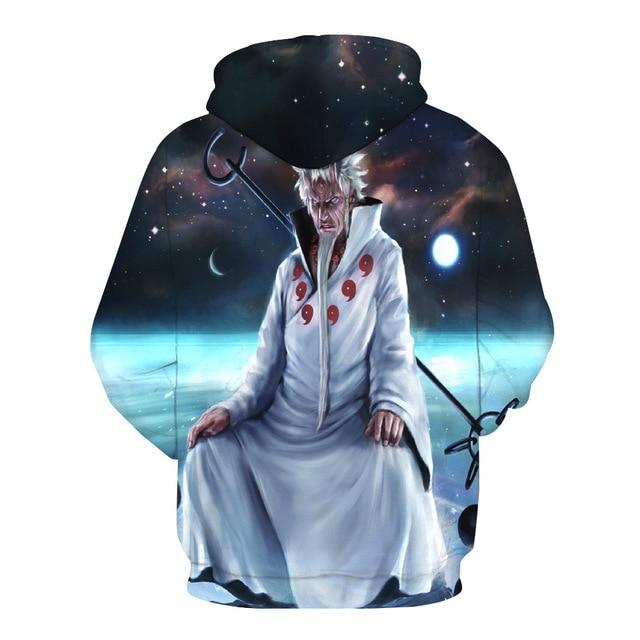Naruto Hoodie 3D Sweatshirt
