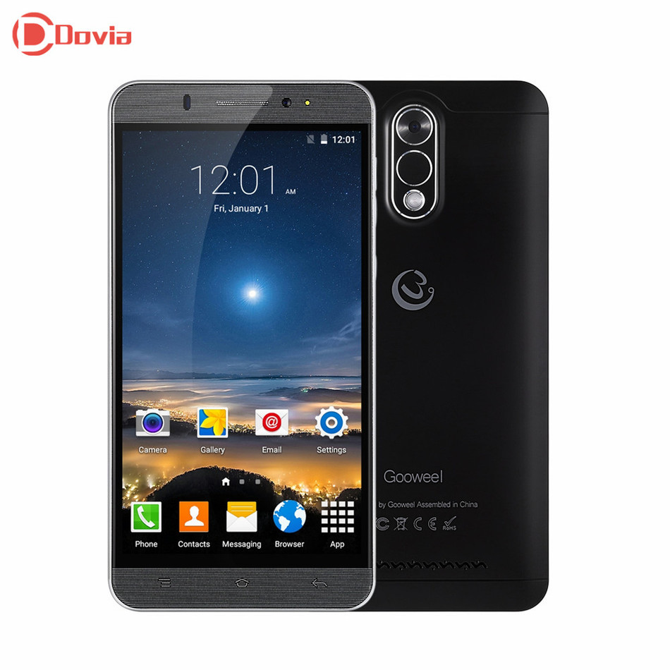 gooweel m3 6 0 inch 3g smartphone mtk6580 quad core 1gb ram 8gb rom dual cameras gesture. Black Bedroom Furniture Sets. Home Design Ideas