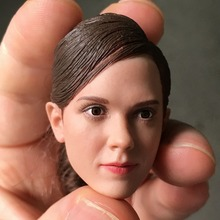 1:6 Scale MA Toys Female Woman Head Sculpt Planted Wig Hair 12 Emma