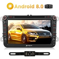 Pumpkin 2 Din 8 Android 8 0 Car DVD Player GPS Navigation Car Stereo Bluetooth For