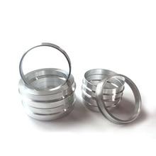 Универсальный для центрального движения колеса центр кольца Алюминий сплав Centric Hub кольцо OD 73,1 67,1 66,1 66,6 72,6 ID 57,1 60,1 64,1 и т. д