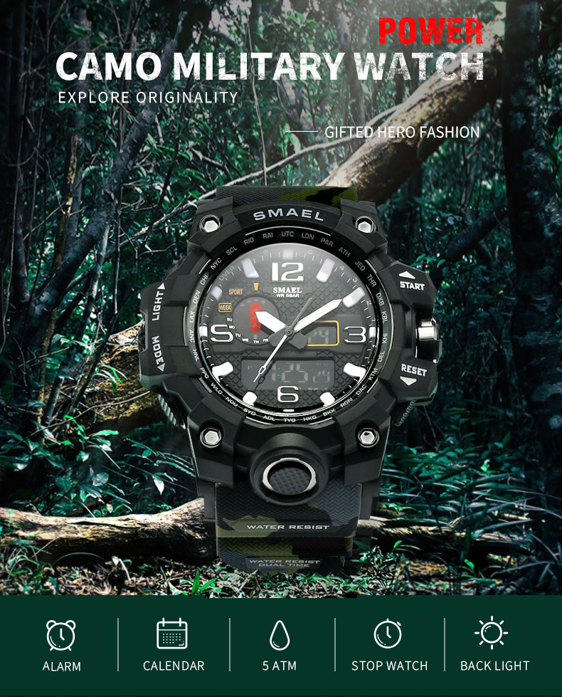 2infantry military watch