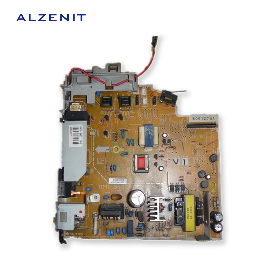 For HP 3050 1319 3055 3052 Original Used Power Supply Board LaserJet Printer Parts 220V On Sale for hp3050 3050 original used scanner head printer parts 100