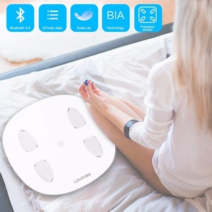 Image 5 - GASON S6 Body Fat Scale Floor Scientific Smart Electronic LED Digital Weight Bathroom Balance Bluetooth APP Android or IOS