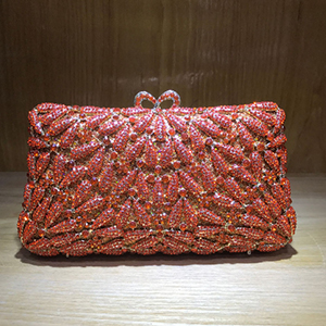 Fully Red solid Crystal Diamond Evening bags for cocktail banquet Minaudiere Clutch Bag Wedding Party Handbag Purse for Adult bling women silver crystal diamond evening clutch purse handbag wedding party cocktail purse minaudiere bag gold shoulder bags