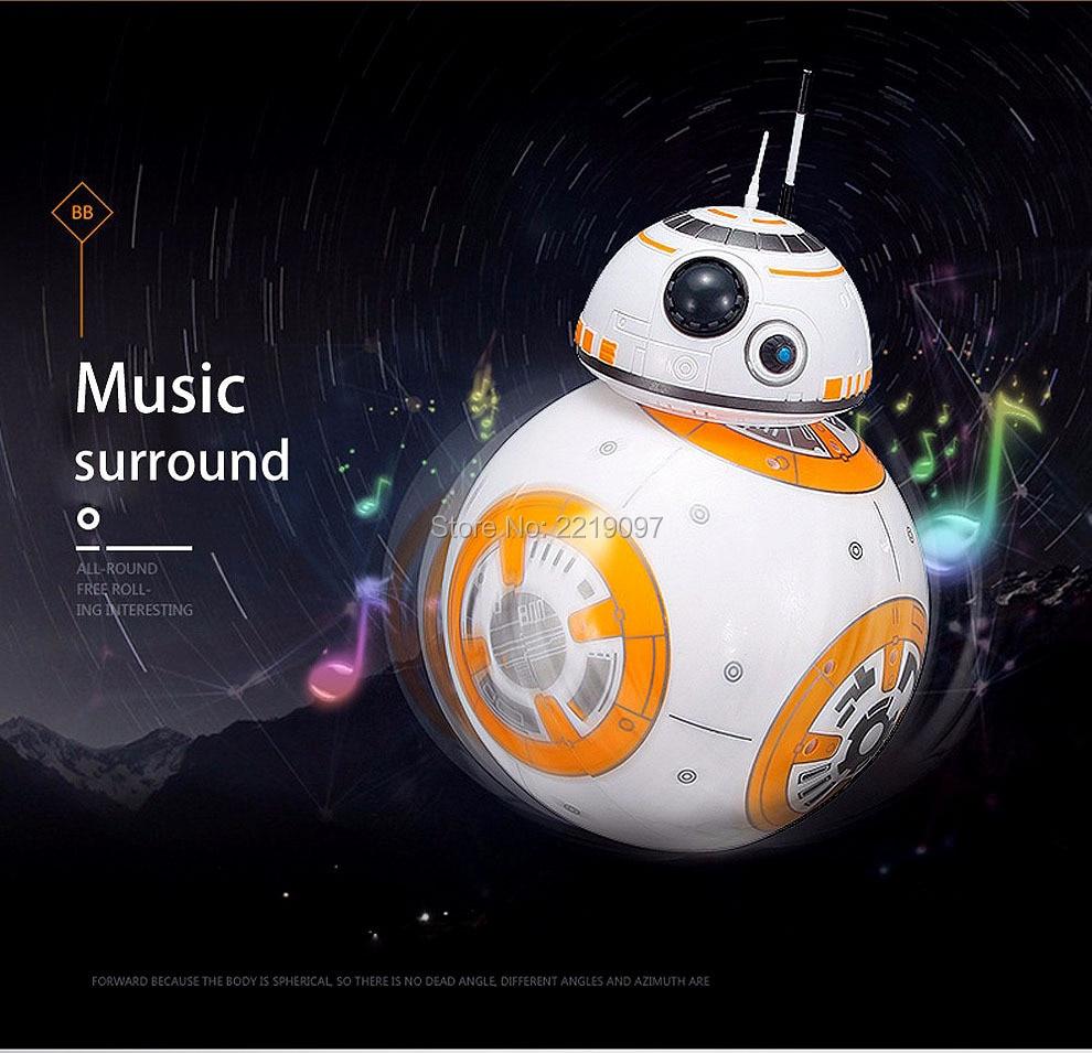 Star Wars Remote Control BB-8 Robot 20.5cm 16