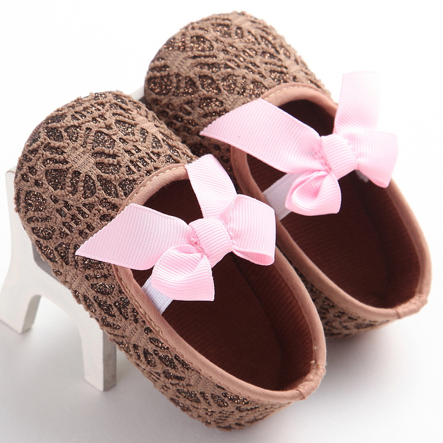 Booties For Newborns Baby Crochet Infant Training Shoes Children Bota Infantil Soft Sole Toddler Baby Shoes 503143