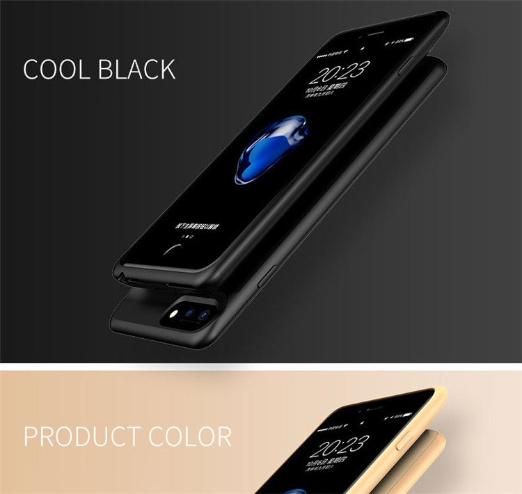 Electronics - Battery Case For iphone 6 6s 7 8 2500/3700/5000/7000mah Power Bank Charing Case For iphone