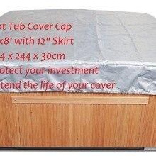 Горячая ванна спа крышка мешок размер 244 см x 244 см x 30 см, горячая сумка для ванной Специальное предложение-Лучшая цена на alibaba
