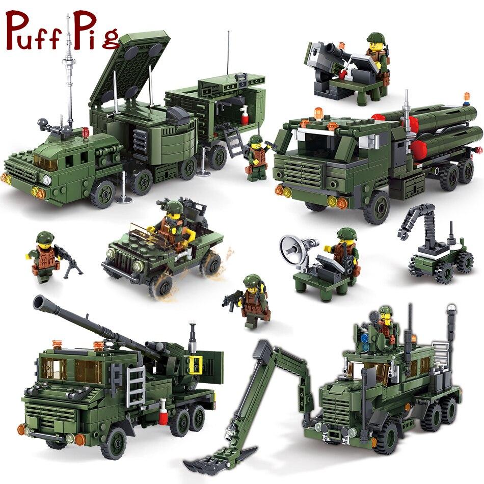 где купить Military Building Blocks Toys For Children Boy's Gift Army ww2 Cars Planes Helicopter Figures Weapon Compatible Legoed City по лучшей цене