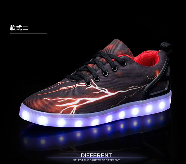 Led Sneakers Lightning 19