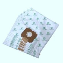 Cleanfada sacos de filtro de poeira, 15 peças, compatíveis com eletrolux e53n aeg gr.28 progresso p60 d500 d610 d700 pa5200 volta v31 u405
