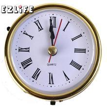 """Новые классические часы с кварцевым механизмом 2-1/""""(65 мм) круглые часы с головкой римские украшения с цифрами"""