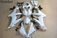 Wotefusi ABS Injection Mold Unpainted Bodywork Fairing For Yamaha YZF R1 2004 2005 2006 [CK1072]