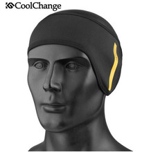 CoolChange Cycling Face Mask Winter Cap Ski Bike Thermal Fleece Snowboard Headwear Bicycle Scarf