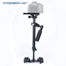 capsaver S60T Professional Portable Carbon Fiber Mini Handheld Camera Stabilizer Lightweight DSLR Camcorder Video Steadicam