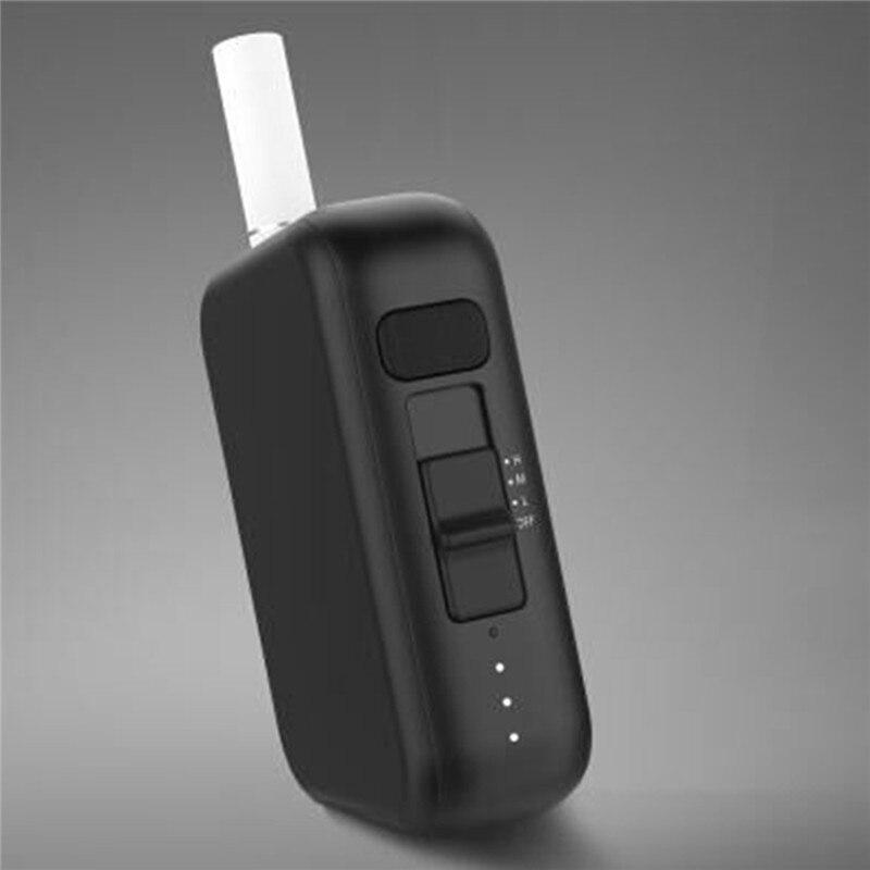 D'origine Kamry Kecig 4.0 Boîte de Chauffage avec Précis contrôle de la température Pas Brûler Bâton Boîte pour Tabac Cartouche Recharges New