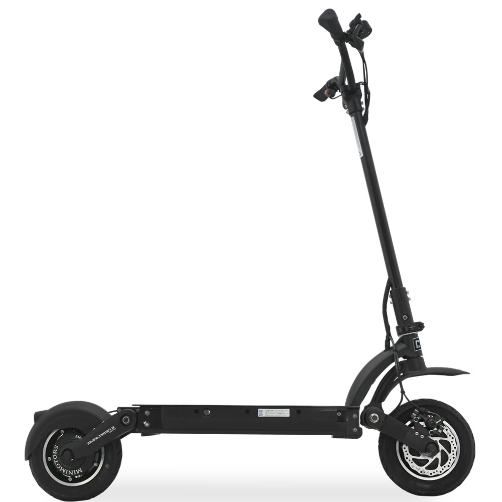 Dualtron 3 Ultra-v2 Begrenzte Elektrische Roller 60 V 2700 Watt Elektro-scooter