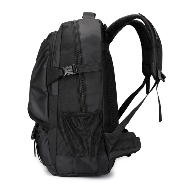 60L unisex men waterproof backpack travel pack sports bag pack Outdoor Mountaineering Hiking Climbing Camping backpack for male 3