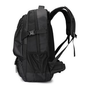 Image 3 - 60Lユニセックス防水バックパック旅行パックスポーツバッグパック屋外登山ハイキング登山キャンプのバックパック男性