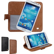 Fundas For Samsung Galaxy S4 Cases Cover Genuine Leather Mobile Phone Wallet Bag Accessory For Samsung Galaxy S4 Cases Cover