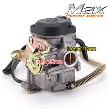 Keihin CVK PD18 18mm Carburetor Fit Motorcycle GY6 50cc Scooter Moped 2042 Engine 139QMB 139QMA ABM