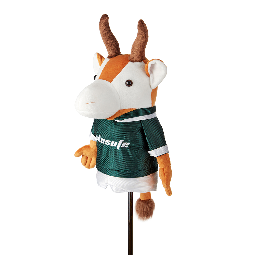 Image 2 - golf club driver headcover fit 460cc antelope aminal 2019 hot-in Golf Clubs from Sports & Entertainment