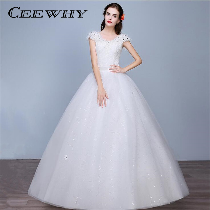 Rivini Lace Tiered Wedding Gown: Aliexpress.com : Buy CEEWHY Back Lace Up Appliques Tiered