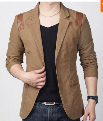 Aliexpress.com : Buy spring 2015 suit men brand casual jacket ...