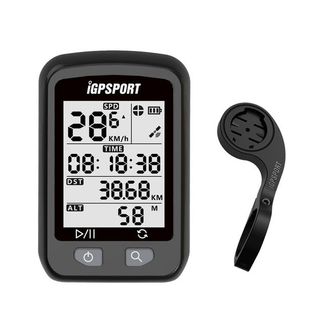 IGPSPORT bicicleta cronómetro de bicicletas ordenador IPX6 impermeable IGS20E GPS