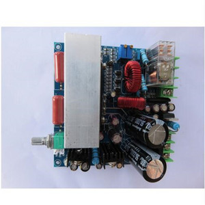 Image 2 - 2,0 каналов TA2022 AC22V 90 Вт * 2 класс T плата цифрового усилителя мощности