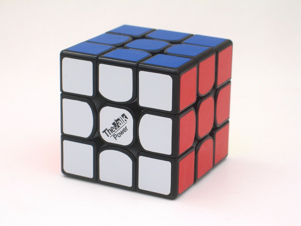 QiYi The Valk3 power 3x3x3 Speed Magic Cube High end Twist Puzzle Toys Black Fast Ultra Smooth Speed Puzzle Cube Kids Toy Gift-in Magic Cubes from Toys & Hobbies on AliExpress - 11.11_Double 11_Singles' Day 1