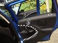 For  Mini Cooper Countryman R60 interior black union jack door cover high quality accessories