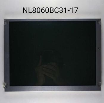"""Can provide test video , 90 days warranty    12.1"""" tft Lcd screen NL8060BC31-17 used condition , tested ok ."""