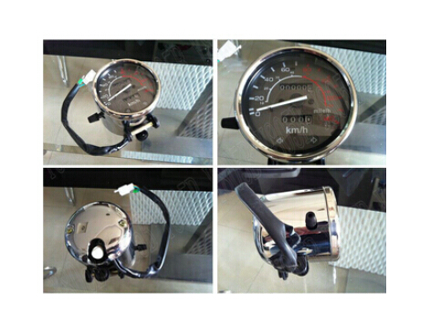 Speedometer Gauge Tachometer For Honda Rebel CMX250 CA250 CMX250C