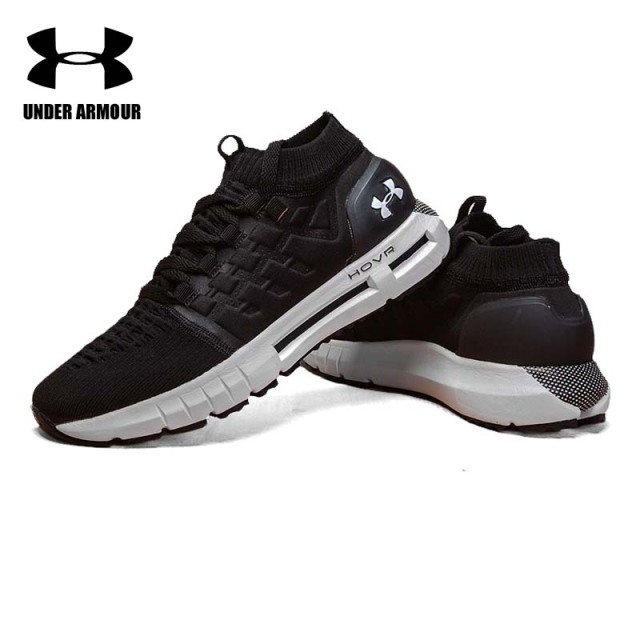 Under Armour Men HOVR Phantom Socks Shoes Running Walking Shoes Zapatillas Hombre Deportiva Breathable Soft Trekking Shoes