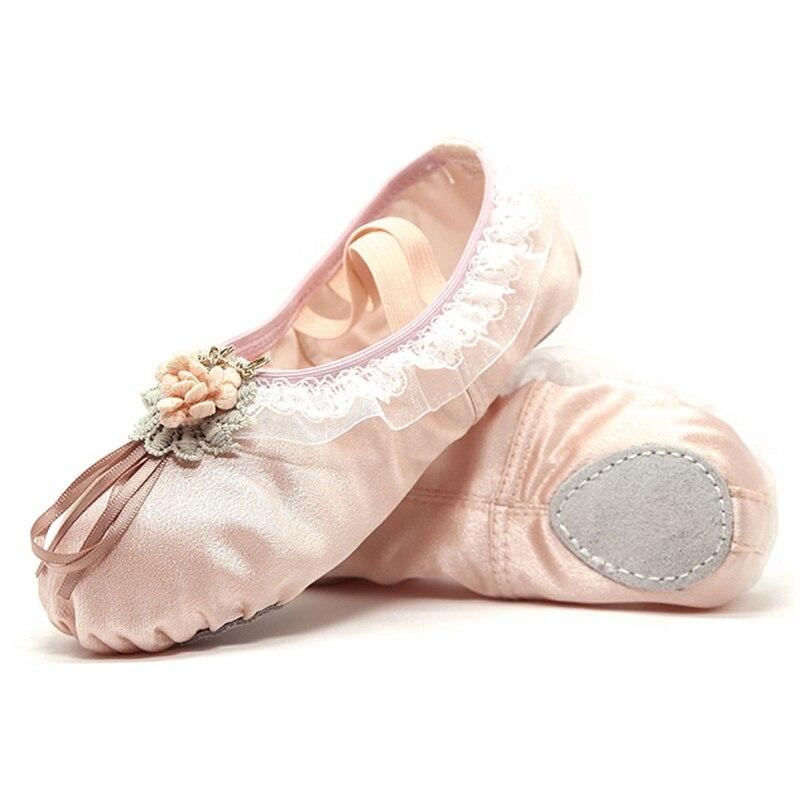 ballet shoes for girls ballerina pink