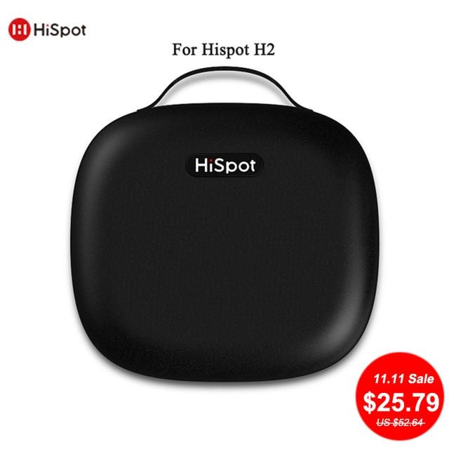 HiSpot Hi зеркало H2 специальный хранения разного рода дисков Портативный чехол для H2 3D Очки виртуальной реальности VR игры/кино очки виртуальной реальности VR фильмы виртуальной реальности дома IMAX