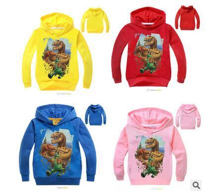 Niños Sudadera Con Capucha de La Camiseta Muchachas de Los Bebés de La Pata Patro Perro Sudaderas Estudiante Kids Algodón Tops Deportes Camisetas Casuales Suéter de la Navidad