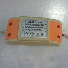 IPROLED 5*2W 10w 2.4GHZ RF integrated remote or smart phone APP Control led light CCT and brightness constant current LED driver