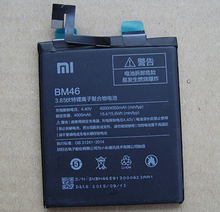 High Capacity Original RedMi Note3 BM46 Battery For BM 46 Xiaomi RedMi Note 3 Mobile Phone battery