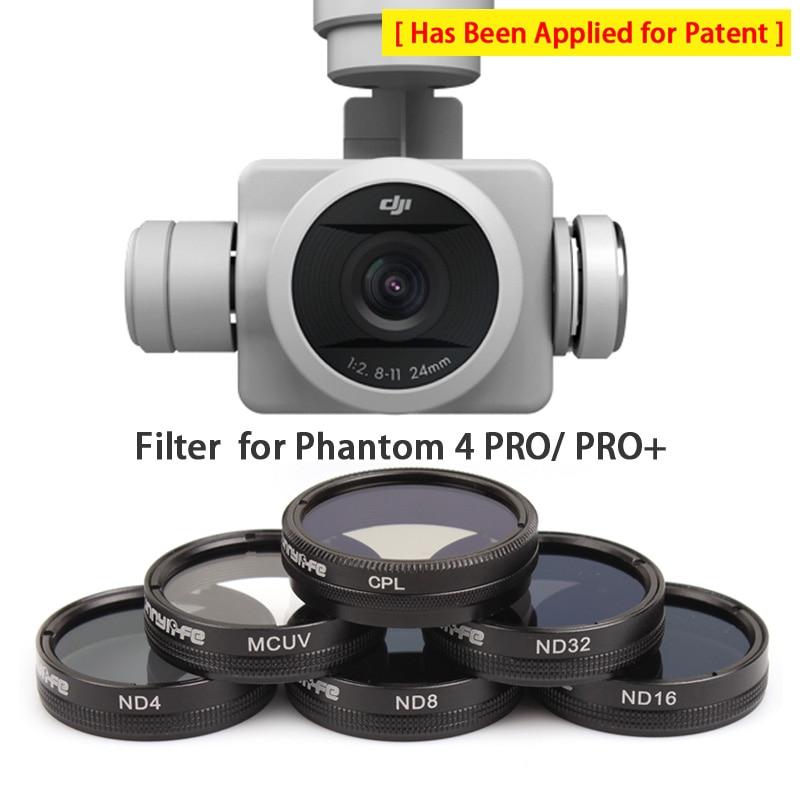 Camera Lens Filter MCUV CPL ND4 ND8 ND16 ND32 Filter Meerlagige - Camera en foto