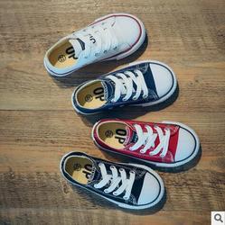 Novo clássico crianças sapatos de lona meninas meninos crianças tênis 2019 moda casual bebê correndo sapatos cor sólida criança esporte sapatos
